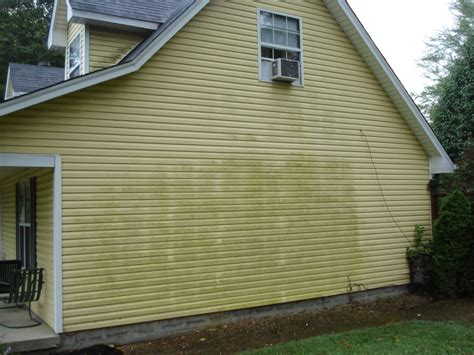 house and siding cleaner siding cleaning and house washing green goose roof exterior cleaning louisville ky