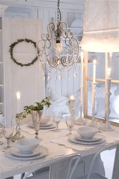 dining room white grey black chippy shabby chic whitewashed cottage french country