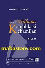 manual william komplikasi kehamilan kenneth j leveno