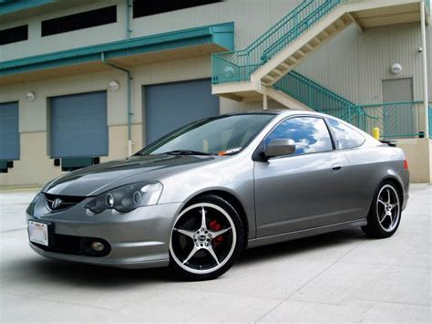 acura rsx type s rims autoland acura rsx type s 6spds leather rims drop xhaust