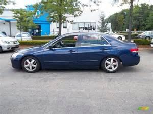 2003 eternal blue pearl honda accord ex sedan 52818262