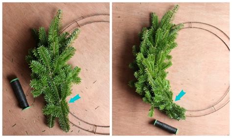 how to make a wreath from branches how to make a traditional wreath fynes designs fynes designs