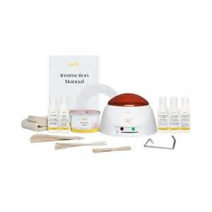 best home waxing kit how to wax your eyebrows at home