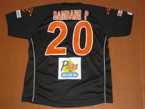 Jersey Persija Third persija jakarta third football shirt 2007 2008