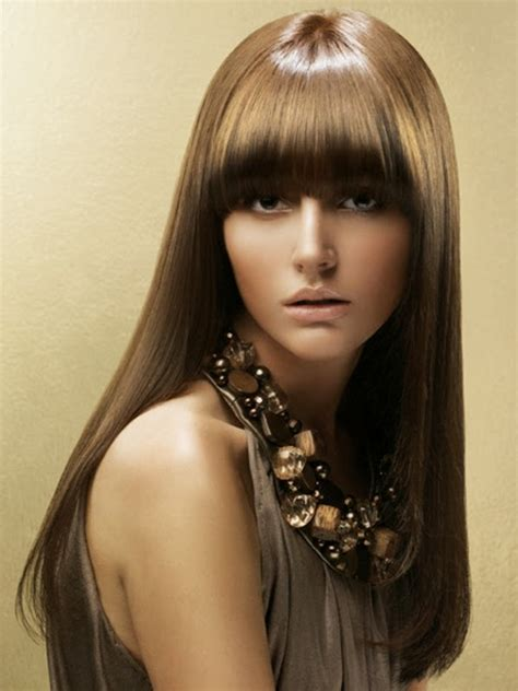 model rambut panjang wanita indo fashion