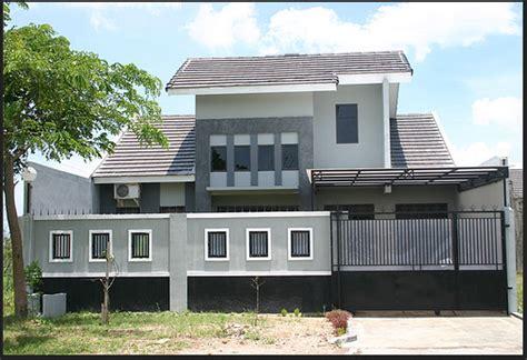contoh pagar depan rumah images rumah minimalis