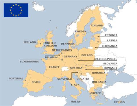european union map european union maps news