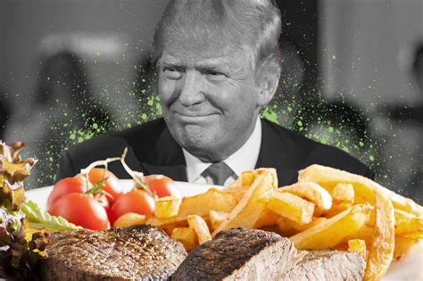 donald trump food donald trump s bad taste in food could change white house