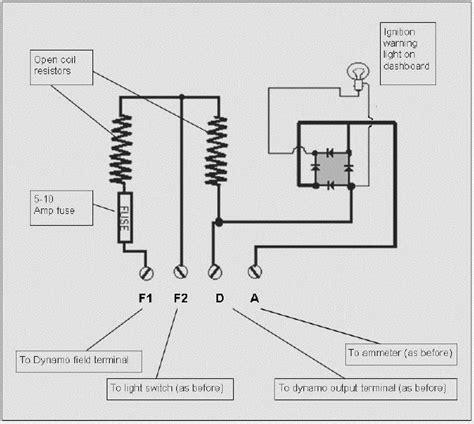 12 volt conversion wiring diagram