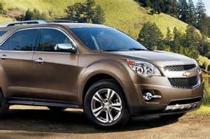 chevrolet equinox redesign reviews prices ratings with