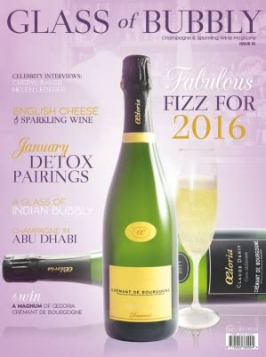 Helen Vine Detox by Glass Of Bubbly Issue 10 Glass Of Bubbly