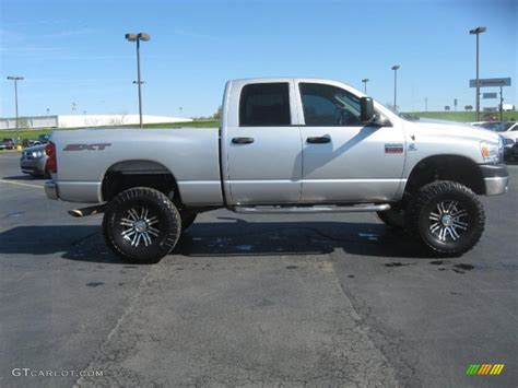 ram 2500 custom wheels 2009 dodge ram 2500 sxt cab 4x4 custom wheels photo