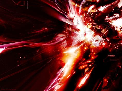 abstract wallpaper red black black and red abstract hd widescreen wallpaper 410