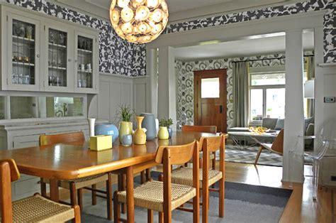modern craftsman style dining room decoist