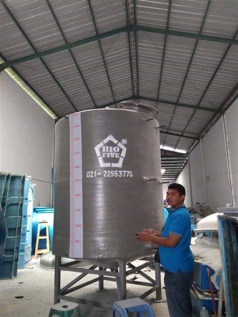 Tangki 5000 Liter tangki solar fiberglass volume 5000 liter pt biofive