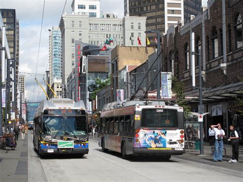 Phone Lookup Vancouver Transit Mall To Shared Transit Granville Vancouver National