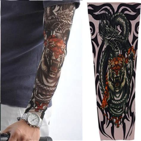 tattoo sleeves buy online online buy wholesale punk tattoo sleeve from china punk