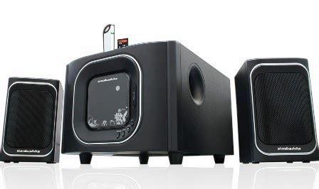 Speaker Simbadda Murah harga dan spesifikasi speaker simbadda murah 2013