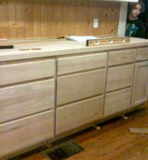 28 before buying unfinished kitchen island 2 best reasons to choose unfinished kitchen cabinets
