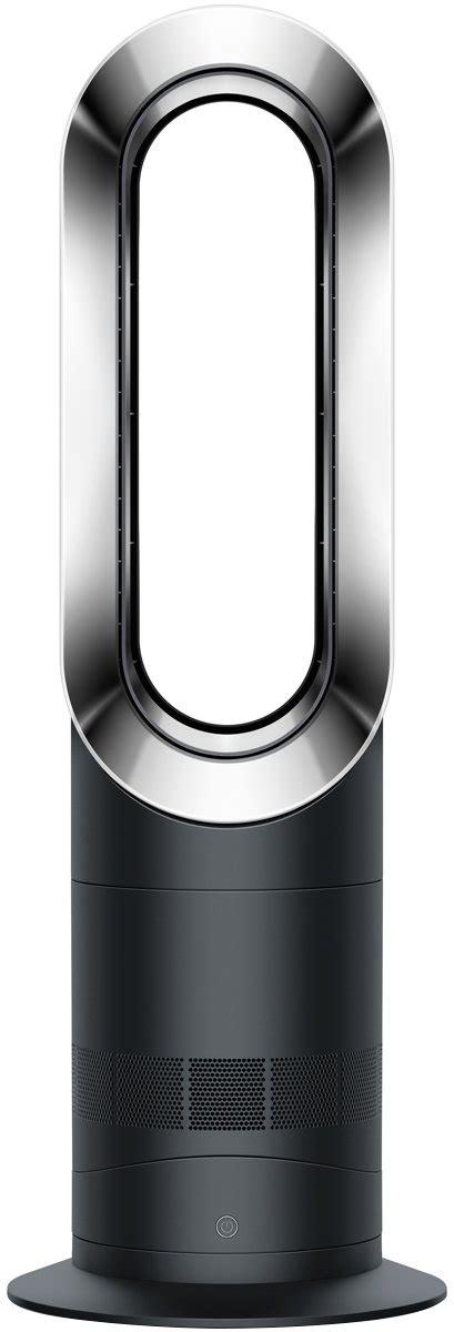 dyson fan heater wattage dyson am09 cool fan heater black nickel 302644 01