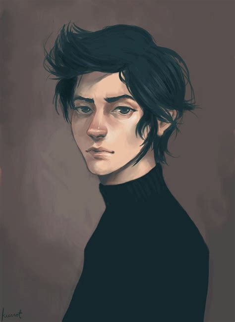 great portraits with no direct eye contact portrait 101 com androgynous kierrot animation and illustrations
