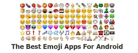7 free emoji app for android to send silly smiles