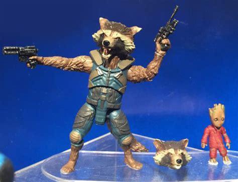 Marvel Legends Guardian Of The Galaxy Series Rocket Mini Groot rocket raccoon with baby groot marvel legends infinite guardians of the galaxy vol 2