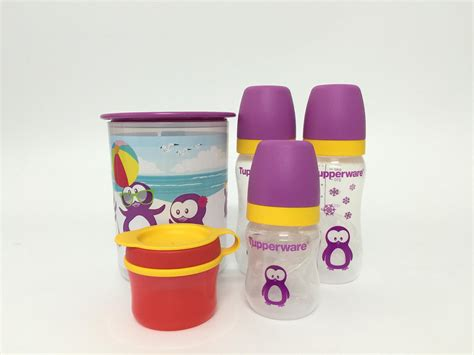 Tupperware Limited Edition tupperware limited edition penguin baby gift set