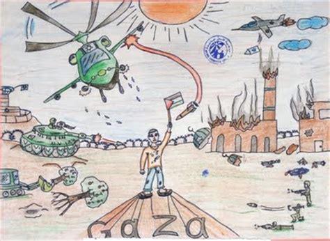 Topi Trucker Save Gaza Palestine the child artists of gaza israel news