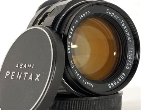 forums mm forum asahi pentax super takumar 50mm f 1 4 lens radioactive
