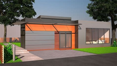 3d Shipping Container Home Design Software Free Shipping Container Home Free 3d Model Max Cgtrader