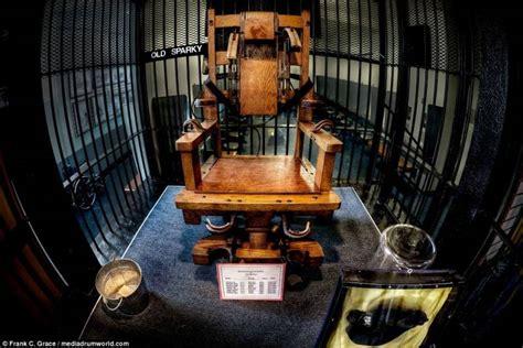 foto sedia elettrica la sedia elettrica carcere dago fotogallery