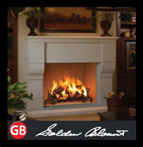 Golden Blount Fireplace by Outdoor Fireplaces Hearth Patio Sales And Service