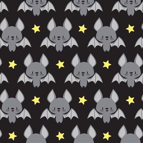 cute pattern material cute baby bats fabric petitspixels spoonflower
