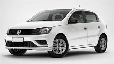 Volkswagen Linha 2020 linha 2020 dos volkswagen gol voyage e saveiro robust