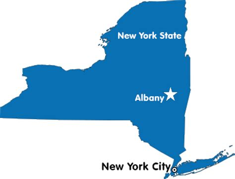 map of the state of new york image gallery new york state