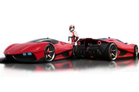 concept ferrari ferrari ego concept revealed as potential 2025 hypercar
