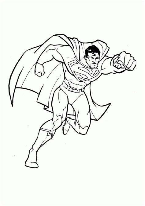 desenhos  pintar  super homem desenhos  colorir