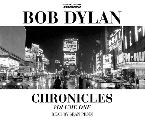 chronicles volume 1 audio audiobook on cd by bob