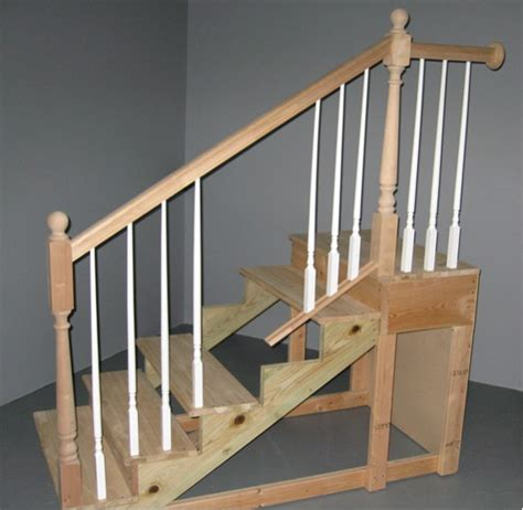Landing Handrail Height Internachi S Advanced Tips For Inspecting Stairways And