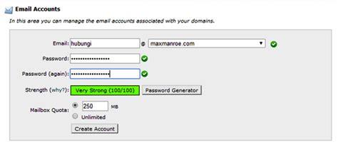 cara membuat email dengan domain sendiri di cpanel teknologi informatika cara membuat email dengan domain