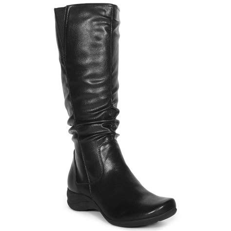designer wide calf boots hush puppies 174 hush puppies lyst