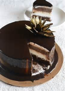 eggless double chocolate mousse cake with chocolate mirror glaze gayathri s cook spot