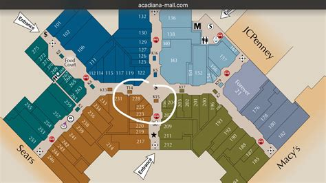 acadiana mall map black friday survival guide fayette mall acadiana mall map