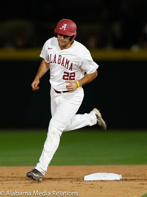 Mba In Of Arkansas by Alabama Defeats Arkansas Pine Bluff 6 5 College Baseball