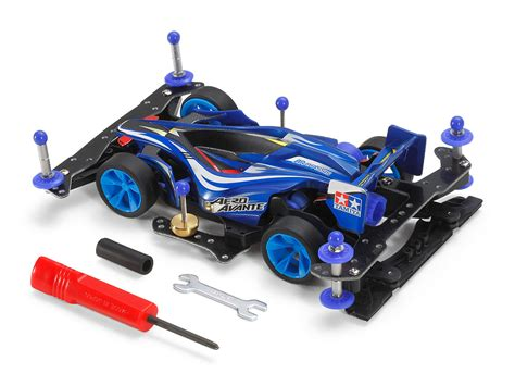 Tamiya Side Mass Der Set For Ar Chassis Gold mini 4wd starter pack ar speed spec aero avante