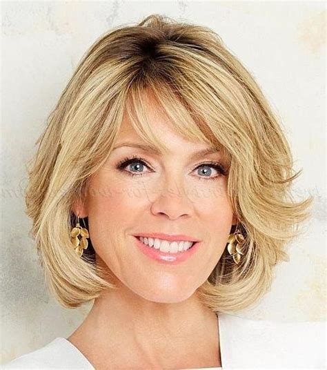 top ten hair styles for over 50 2018 latest short bob hairstyles for over 50s