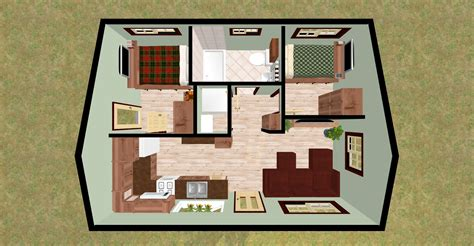 tiny home layout ideas small bungalow interior design ideas