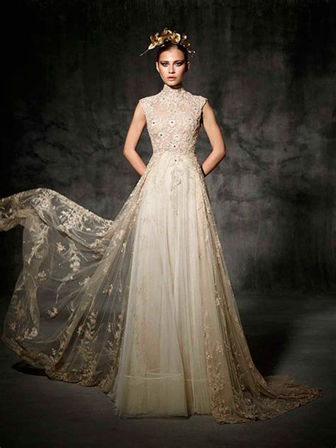 Wedding Dresses Couture by Yolancris Couture Wedding Dresses