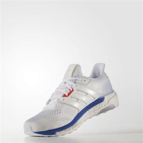 white mens sneakers adidas supernova aktiv mens white sneakers running sports
